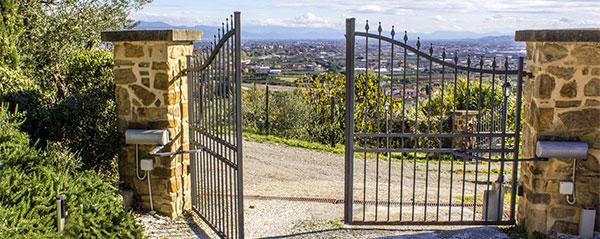 Puertas automáticas en Pinto